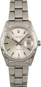 Rolex Vintage OysterDate 6694 steel watch