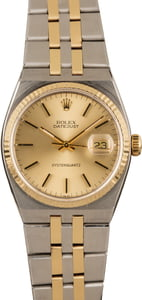 Pre-Owned Rolex Datejust 17013 Oysterquartz