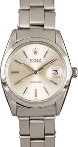 Rolex OysterDate 6694 Vintage Men's Watch