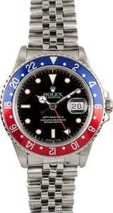 Rolex Pepsi GMT-Master 2 Reference 16710