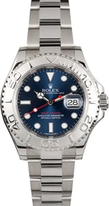 Used Rolex Yacht-Master 116622 Blue