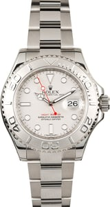 PreOwned Rolex Yacht-Master 116622 Steel Oyster