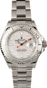 Rolex Platinum Yacht-Master 16622 Certified Pre-Owned