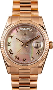 Rolex Day-Date President 118235 Rose Gold