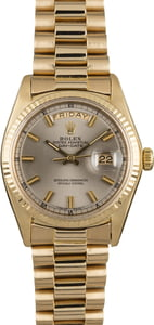 Used Rolex President 1803 Slate Dial