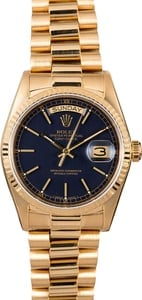 Rolex Presidential 18038 Day-Date 18K