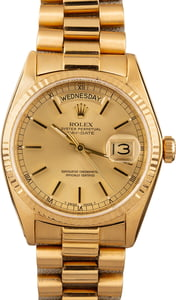 Rolex Day-Date President 18038
