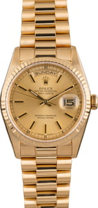 Pre Owned Day-Date Rolex President 18238
