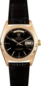 Rolex President Gold Day-Date Model 18038
