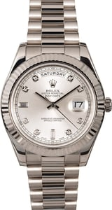 Rolex Day-Date 218239 Diamond Dial