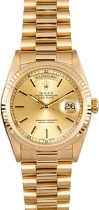 Rolex President Day Date 18238 Champagne