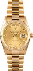Rolex President Day-Date 18348