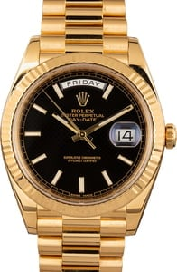 Rolex Day-Date 40 228238 40MM Presidential