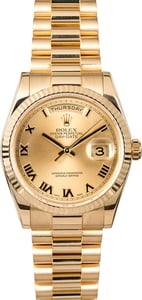 Rolex Presidential Day-Date 118238 Roman