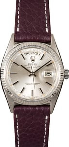 Rolex Presidential Day-Date 1803 White Gold