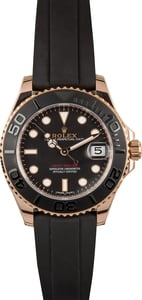 PreOwned Rolex Yacht-Master 268655 Everose 37MM