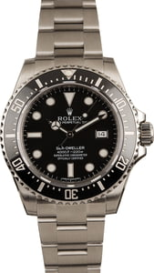 Rolex Steel Sea-Dweller 116600 Ceramic Bezel T