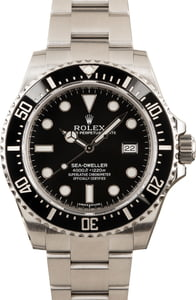 Rolex Sea-Dweller 116600 Ceramic