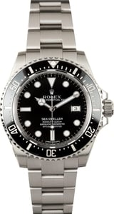 Rolex Sea-Dweller Watch 116600