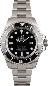 Rolex Sea-Dweller 116660 Ceramic DeepSea Model