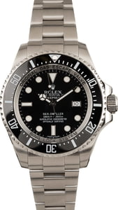 Used Rolex Sea-Dweller 116660 Ceramic DeepSea