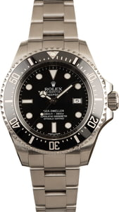 Pre-Owned Rolex Sea Dweller Deepsea 116660 Ceramic Watch T