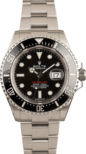 Rolex Sea-Dweller 126600 New Model