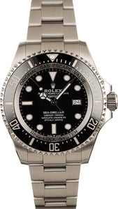 Pre-Owned Rolex Sea-Dweller 126660 Ceramic Watch