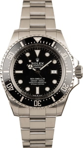 Pre-Owned Rolex 126660 Sea-Dweller
