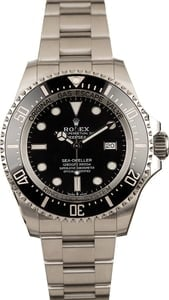Pre Owned Rolex DeepSea 126660 Sea-Dweller