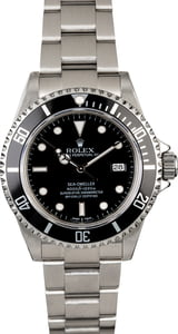 Men's PreOwned Rolex Sea-Dweller 16600