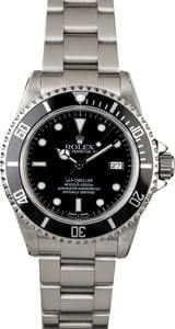 Rolex Sea-Dweller 16600 Men's Diving Watch