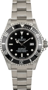 Used Rolex Oyster Perpetual Black Sea-Dweller 16600