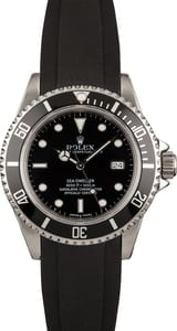Rolex Sea-Dweller 16600 Rubber Strap