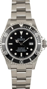 Pre Owned Men's Rolex Sea-Dweller 16600