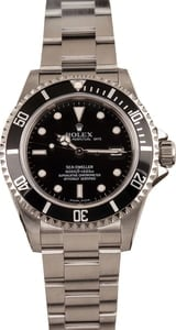 Rolex 16600 Sea-Dweller Black Dial
