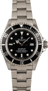 Rolex Sea-Dweller 16600 Diver's Watch