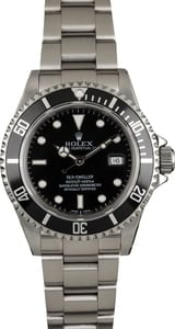 Pre Owned Rolex Sea-Dweller 16600 Stainless Watch