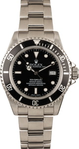 Used Rolex Sea-Dweller 16600 Luminous Markers