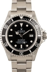Rolex Sea-Dweller 16600 Stainless Steel Bracelet