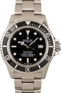 Sea-Dweller Rolex 16600 Dive Watch