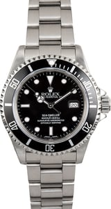 Rolex Sea-Dweller 16600 Steel