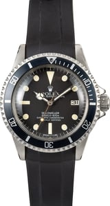 "Rolex Sea Dweller 1665 ""Great White"""