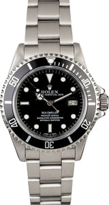 Rolex Sea-Dweller 16660 Men's Diving Watch