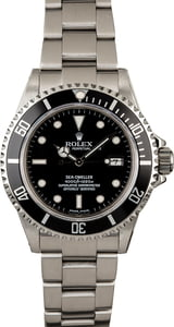 Used Rolex Sea-Dweller 16660 Diver's Watch