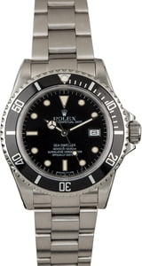 Men's Rolex Sea-Dweller 16660 Diving Watch