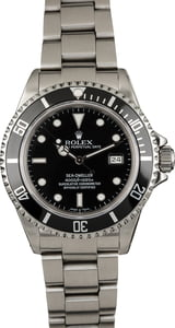Pre Owned Rolex Sea-Dweller 16660 Diver's Watch
