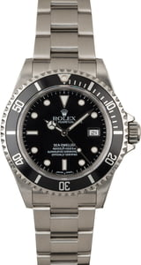 PreOwned Rolex Sea-Dweller 16600 Diver's Watch