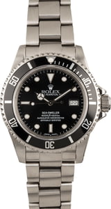 Pre Owned Rolex Sea-Dweller 16660
