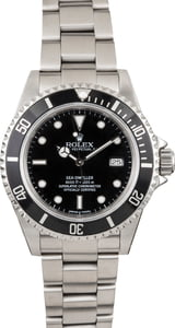 Pre Owned Rolex Sea-Dweller 16600 Diving Watch